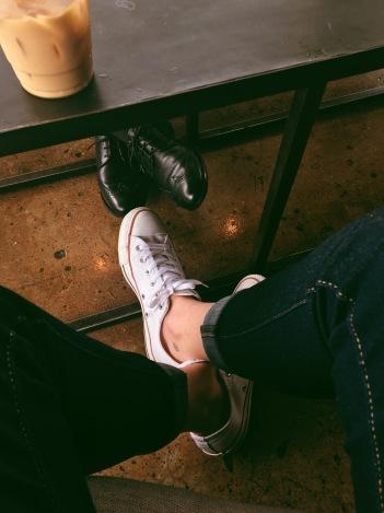 Coffee date w/ mum
